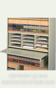 Pull-out Reference Tray