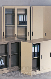Kompact Systems Cupboard